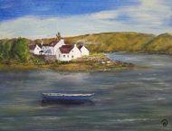 Huis aan Loch